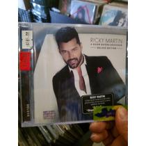 Ricky Martin A Quien Quiera Escuchar Deluxe Edition Cd