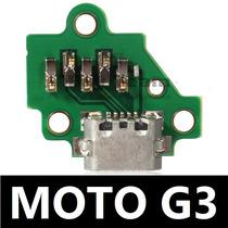 Centro De Carga Moto G3 Xt1543 Xt1540 Xt1544 Nuevo Original