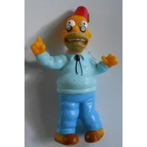 Figura De Abuelo Simpson Burger King 2001