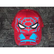 Gorras Adulto Marvel Heroes Spiderman Mini