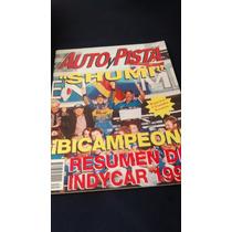 Auto Y Pista - Shumi Bicampeon! Resumen De Indycar 1995