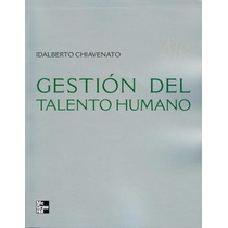 Libro: Gestión Del Talento Humano Pdf