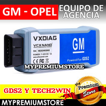 Escaner Gm Vcx Nano Diagnostico Automotriz Nivel Agencia