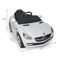 Carrito Eléctrico Mercedes Benz Sls Control Remoto 6v
