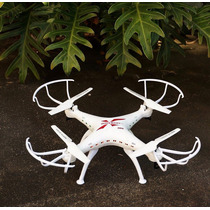 Drone Camara Hd 100 Metros Alcance Luz Video Foto 2mpx 4gb