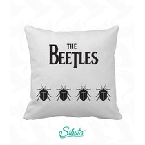 Cojín Decorativo Diseño The Beatles