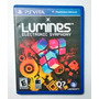 Lumines Electronic Symphony Para Ps Vita