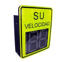 Radar Medidor De Velocidad De 3 Digitos