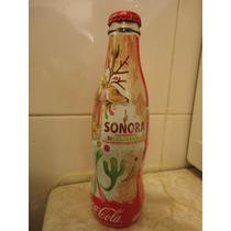 Botella Del Bicentenario De Sonora Llena Impecable