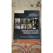 Libro Introducción A Las Ciencias Sociales, Héctor Martínez