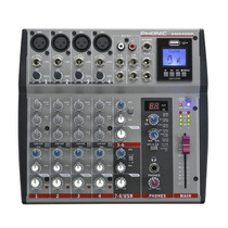 Phonic Am440dp Mezclador Compacto De Audio Efectos Digitales