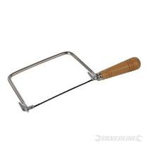 Saw - Silverline Lidiando 170mm Trabajo Madera Carpintería