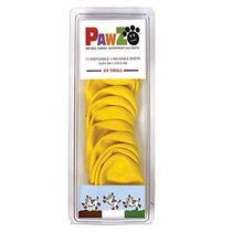 Pawz A Prueba De Agua Perro Boot Amarillo, Xx-pequeño