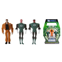 Dc Universe Justice League Unlimited Green Lantern Origins