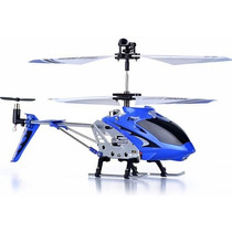 Hermoso Helicóptero Syma S107, Control Remoto, Recargable