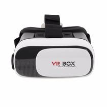 Lentes Realidad Virtual Aumentada Vr Box 3d Cardboard