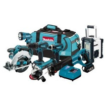 Makita Lxt702 18 Voltios Lxt Litio-ion Inalámbrico Kit Combi