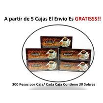 Gano Cafe Classico 300 Pesos Por Cada 10 Uno Gratis
