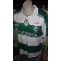 Jersey Guerreros Santos Laguna Puma 2015 Local 100%original