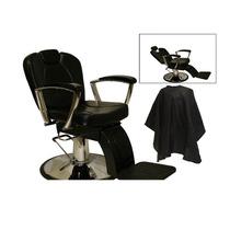 Silla Sillon Hidraulica Reclinable Estetica Salon Con Capa