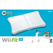 Wii Fit U W / Accesorio Wii Balance Board Y Fit Meter - Wii