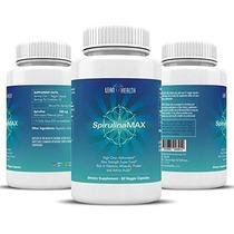Spirulina Max - Natural Orgánico De Chlorella - 100% De Gara