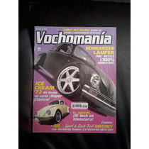 Vochomania Schwarzer Laufer Firme Beetle ¡100% Modificado!