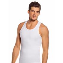 Camiseta Atlética Faja Para Hombre Con Control En Abdomen