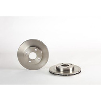 Discos Brembo (d) Ford Escort Base, 13 In. Wheels 9.25 92-94