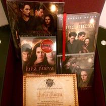 Crepúsculo Luna Nueva( Twilight New Moon) Box Set 9 Piezas