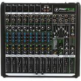 Controlador 12 Canales 16 Efectos Mackie Profx12v2 Mixer