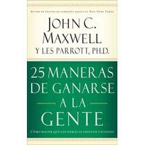 25 Maneras De Ganarse A La Gente-ebook-libro-digital