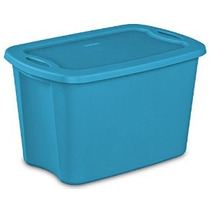 Sterilite 18201009 10-gallon Bolsas Box Lapis 9-pack