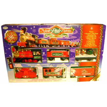 Tb Eztec 37260 North Pole Express Christmas