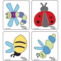 Scrapbook Suaje Insectos Cuttlebug Sizzix Big Shot Cortar
