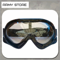 Goggles Para Aire,motociclista,gotcha,airsoft,varios Colores