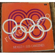 Bolero, Mexico 68 Y Sus Canciones, Lp 12