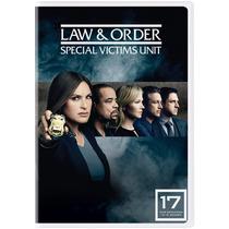 Law & Order La Ley Y El Orden Uve Temporada 17 Serie Dvd