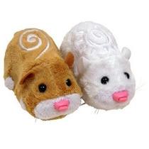 Peluche Zhu Zhu Pets Hamster Exclusivo Toy Sophie