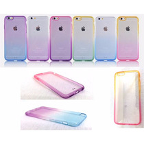 Iphone 6/6s Case Silicon Gradiente