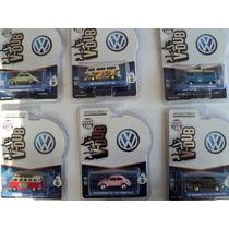 Greenlight Club Vdub Volkswagen Combi Type Serie Completa