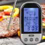Termometro Digital De Cocina Inalambrico, Carne, Agua.