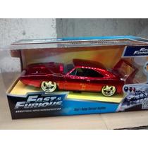 Dodge Charger Daytona 1:24 Rapidos Y Furiosos Jada Toys.