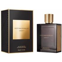 Perfume Cristiano Ronaldo Para Caballero 100 Ml