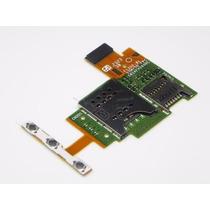 Flex De Encendido, Sim Micro Sd Sony Xperia J St26