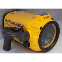 Carcasa Submarina Para Camaras De Buceo Marca Sony