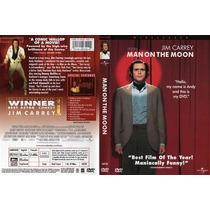 Dvd Man On The Moon El Lunatico Jim Carrey Devito Tampico