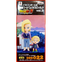 Banpresto Dragon Ball Z Wcf Androide 18 Hija