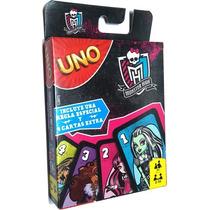 Uno Edición Monster High