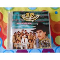 Banda Vallarta Show Cd Banda Toro 15 Kilates Musicales.1994